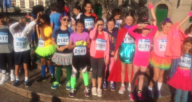 Marathon Fun Run -  Sunday 2nd October 2016 Image