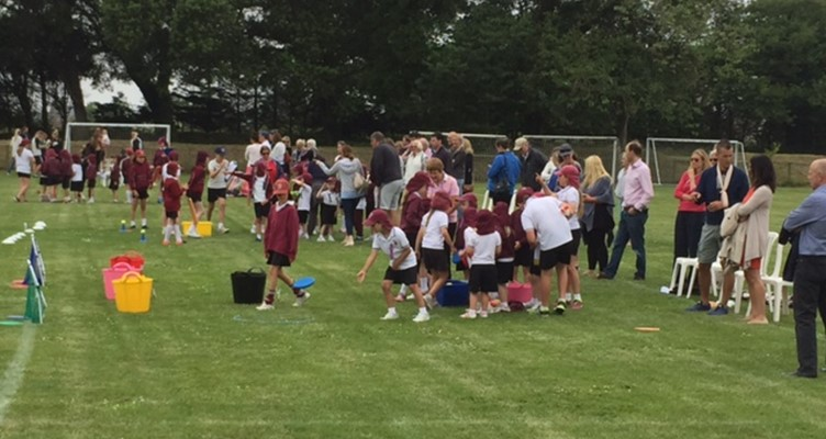 Infant Sports Day Image