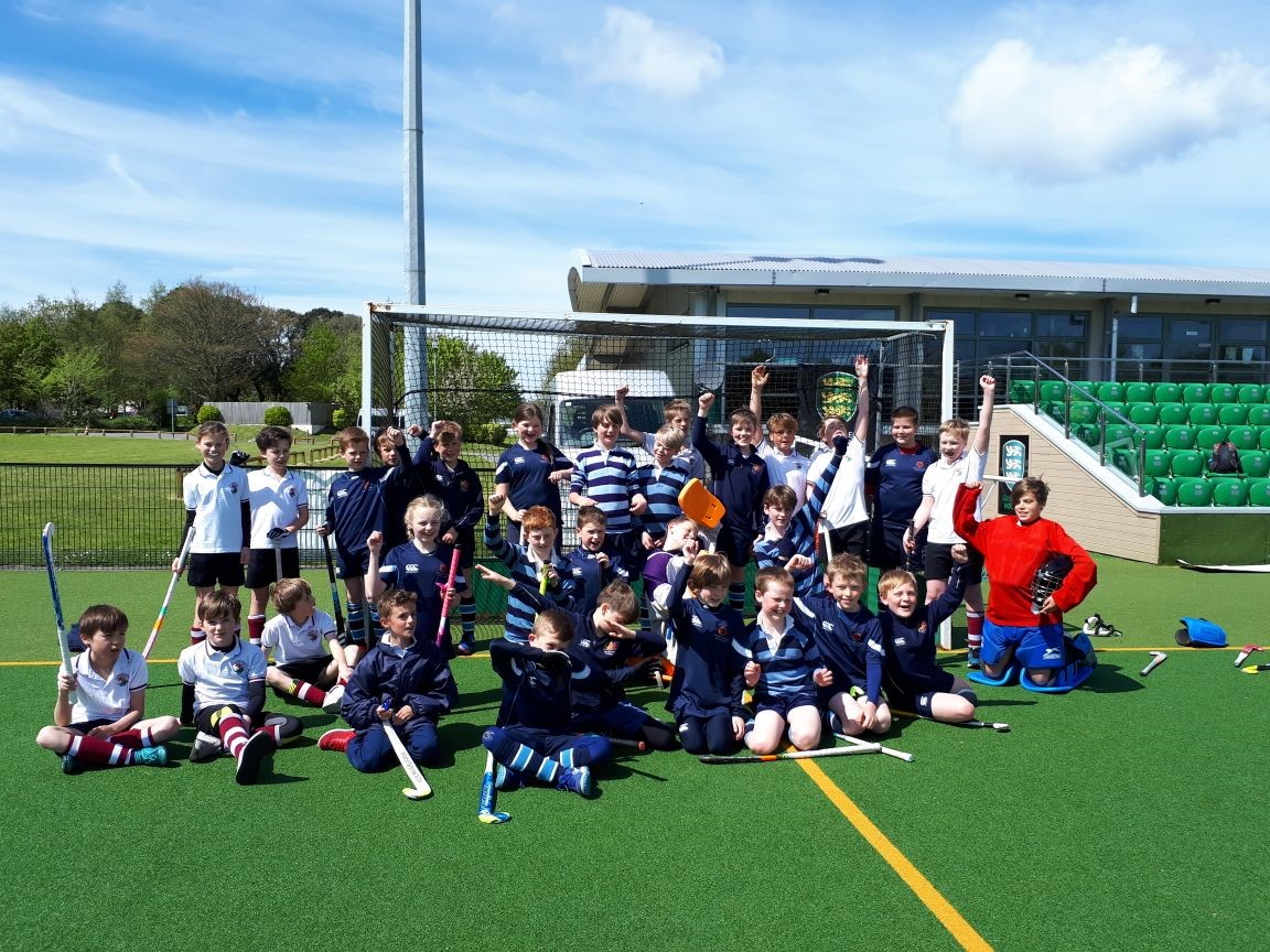 St. George's Hockey Trip to Guernsey Image