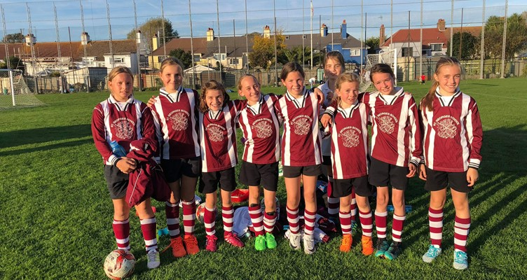 ESFA U11 7-a-side Schools Cup for Girls - Local Stage Image