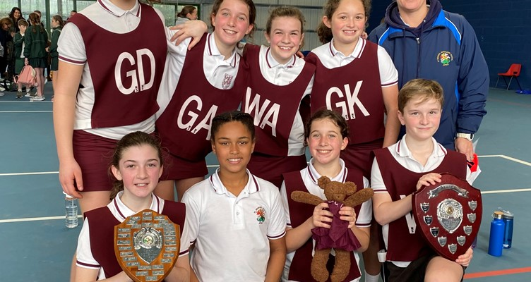 St. George's A Team Triumph at Annual Primary Schools 'A' Team Tournament Image